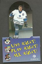 1995 Zurich Wayne Gretzky Counter Stand-Up, Two-Sided,Type A