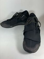 best loved 7aa22 06d87 Adidas Y-3 high Triple Black 8 men s Yohji Yamamoto Sneakers Trainers Shoes   400