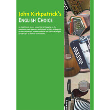 John Kirkpatrick's English Choice Book Only - John Kirkpatrick