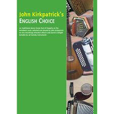 John Kirkpatrick del inglés elección libro sólo-John Kirkpatrick