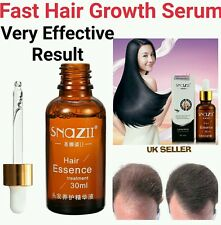 Hair Growth Treatment Oil Serum Fast Hair growth serum oil 100% Herbal Essence