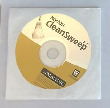 2001 NORTON CLEAN SWEEP Free Shipping