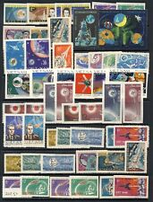 Vietnam Asia Space on Stamp collection of earlier mnh vf sets  222.50
