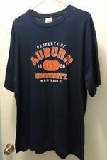 Auburn University - Short Sleeve T-Shirt - Auburn - Tag: XL - *Actual Size: L*