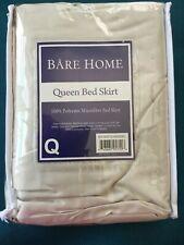 Queen Bed Skirt Dust Ruffle