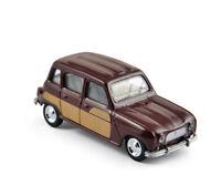 Norev  310508 Renault 4 Parisienne 1966 - Bordeaux  3 inches suberb detail