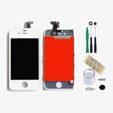 Für iPhone 4 4G Komplett  LCD Display Bildschirm Touch Screen Weiß