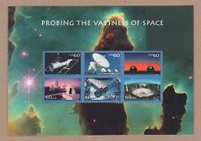 {BJ Stamps}  3409  Probing the Vastness of Space.  MNH 60¢ Sheet of 6.  In 2000