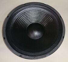 "2x Soundlab l043c 38cm 15"" BAJOS ALTAVOZ PA HIFI 380mm ALTAVOZ GRAVES Par"