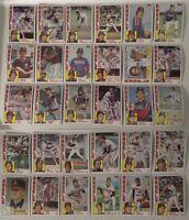 1984 Topps California Angels Team Set of 30 Baseball Cards