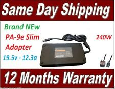 PA9E Dell ALIENWARE M17X M17X R1M17X R1 Laptop Adapter Replacement 19.5v  12.3a