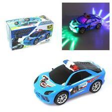 Captain America Civil War Bump and Go Car 3D Light Sound Marvel Vehicle Toy