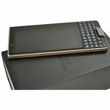 BlackBerry KEY2 LE Dual SIM Champagne Gold 13MP+5MP 64GB 4GB RAM Phone By Fedex