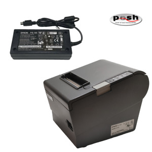 Epson Model: M129H- Epson TM-T88IV- RS232 Serial Interface- with Power Supply