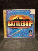 BATTLESHIP 1997 NAVAL WARFARE CD ROM INTERACTIVE GAME by HASBRO