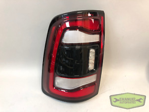 Dodge RAM 2500 3500 2019 2020 2021 LH Left LED Tail Light OEM w/BSS *NEW*