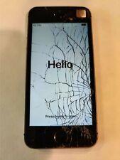 Apple iPhone 5s - 32GB - Black (Locked to Straight Talk) A1453 (GSM)