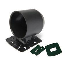 "Universal Black Heavy Duty Single 2"" Gauge Pod Meter Speedometer Mount Holder"