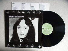 "LP YVETTE THERAULAZ ""Fais attention"" EVASION DISQUES EB 100 117 FRANCE §"