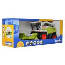 BRUDER TOYS CLAAS JAGUAR 900 HARVESTER 02131 Pro Series Field Chopper 1:16