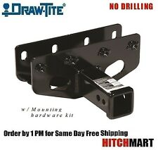 """FITS 2007-2017 JEEP WRANGLER CLASS 3 TRAILER HITCH  2"""" TOW RECEIVER  75515"""