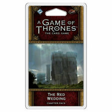 A Game of Thrones LCG (2nd Edition): The Red Wedding Chapter Pack