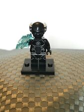 Custom DC Comic Lego Minifigure Zoom Black Flash From The CW Show The Flash, New