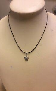 Genuine 925 Solid Silver Cute Turtle  Charm Pendant UK SELLER 3 Grams Jewellery