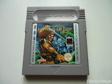NINTENDO GAME BOY / Fortress Of Fear [DMG-WW-FAH]