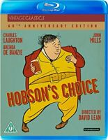 Hobson's Choice - 60th Anniversary Edition  [1954] [Blu-ray] [DVD][Region 2]