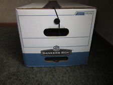 Bankers Box 11111 Liberty Plus Heavy-Duty Storage Box Letter Size NEW NEVER USED