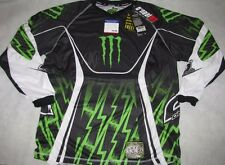 RICKY CARMICHAEL Hand Signed Moto X Jersey 2 + PSA DNA COA  Monster