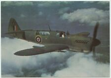 AFTER THE BATTLE POSTCARD - FAIREY FIREFLY I