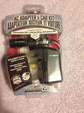 Nintendo DC adattatore AC e Auto Kit-SIGILLATO
