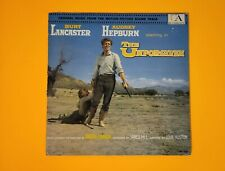 2 Soundtracks The Unforgiven & The Wonderful Country Lp Record - Play Tested