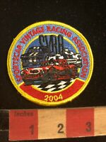 2004 SPORTSCAR VINTAGE RACING ASSOCIATION SVRA Car Race Patch 95X1