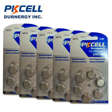 30PCx Battery Size 675 Hearing Aid Batteries ZA675 1.45V (30 Batteries) Pkcell