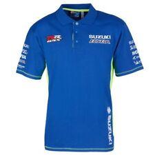 Official Ecstar Suzuki Motogp Team Man's Polo Shirt - 18SMGP-AP