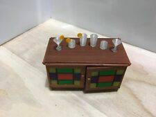 6 Piece Bar Glassware Set (1:18 scale)