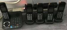 Panasonic KXTG6441 1.9 GHz Cordless Phone