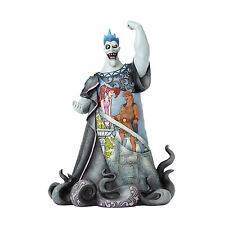Disney Traditions Jim Shore Villain HADES Figurine with Scene Hercules & Megara