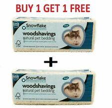 More details for compressed natural wood shavings sawdust pet bedding hamster gerbil rabbit mice