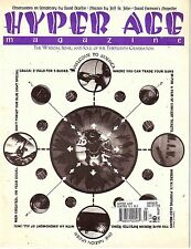Hyper Age Magazine Winter 1994 San Francisco CA Complexity Poetry Reviews