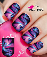 Nail Wraps Nail Art Nail Decals Nail Transfers Designs 20 Dazzling Abstract