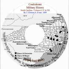 North Carolina Confederate Military History V. 1,4 & 12