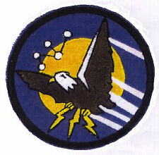 Iron-on B5 Babylon 5 Embroidered Squadron Patch - John Sheridan / Eagle