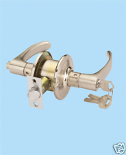 Entrance Door Lock lever Handles Set ( 8913D )