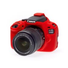 easyCover silicone case armour skin for Canon 1200D Red easy cover