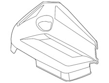 Genuine Ford Engine Cover DS7Z-6A949-H