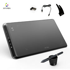 XP-Pen Star05 Wireless Graphics Drawing Tablet with Battery-free Pen Touch Keys